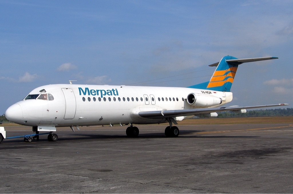 Merpati Nusantara Airlines Flight 724