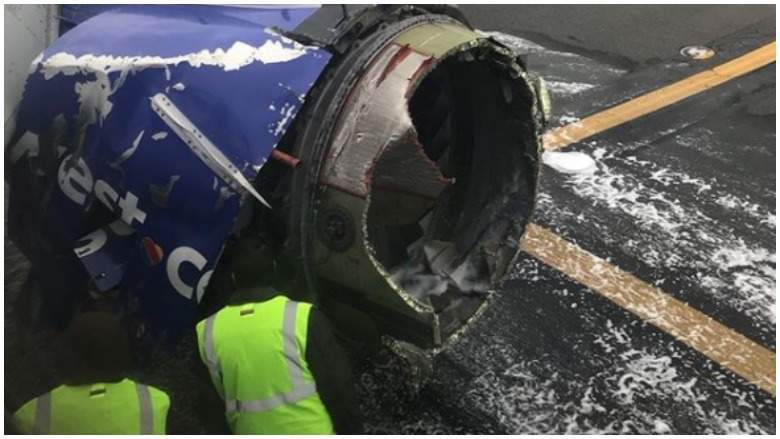 Southwest Airlines Flight 1380