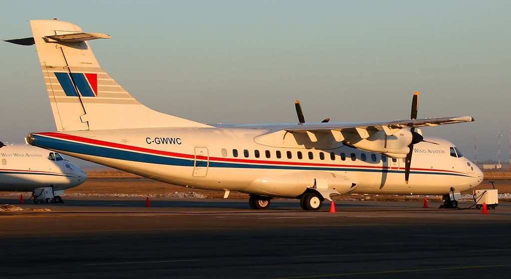West Wind Aviation Flight 280